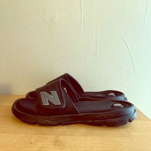 New Balance Men's Slide Sandals Memory Foam